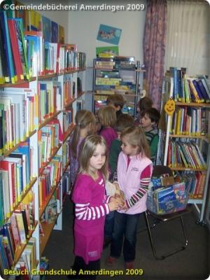 Besuch Grundschule Amerdingen 2009_10