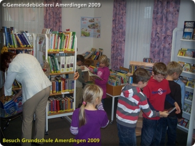 Besuch Grundschule Amerdingen 2009_11