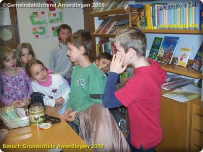 Besuch Grundschule Amerdingen 2009_2