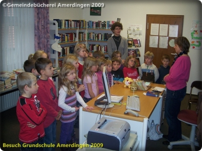 Besuch Grundschule Amerdingen 2009_9