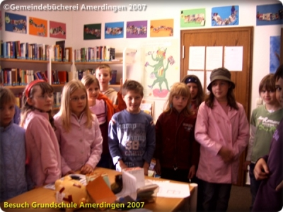 Besuch Grundschule Amerdingen 2007_1
