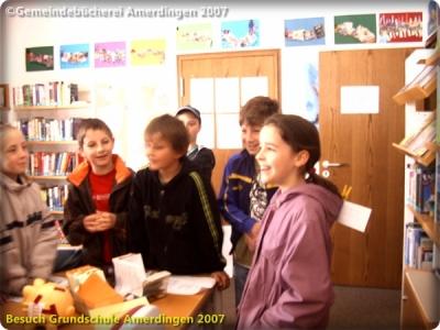 Besuch Grundschule Amerdingen 2007_2
