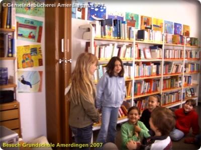 Besuch Grundschule Amerdingen 2007_4