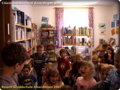 Besuch Grundschule Amerdingen 2007_5