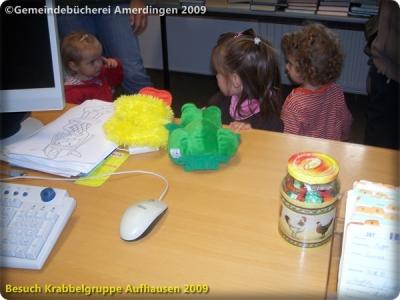 Besuch Krabbelgruppe Aufhausen 2009_1