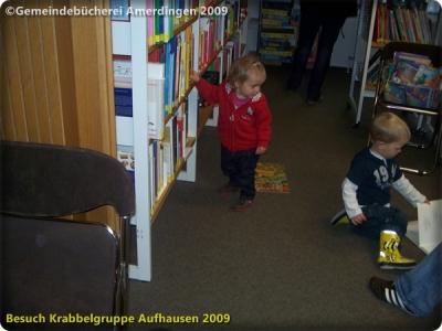 Besuch Krabbelgruppe Aufhausen 2009_2
