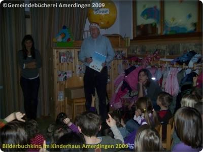 Bilderbuchkino Kinderhaus Amerdingen 2009_1