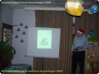 Bilderbuchkino Kinderhaus Amerdingen 2009_2