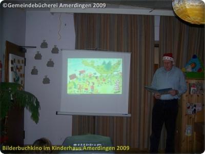 Bilderbuchkino Kinderhaus Amerdingen 2009_3