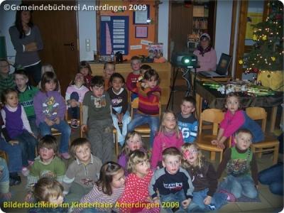 Bilderbuchkino Kinderhaus Amerdingen 2009_5
