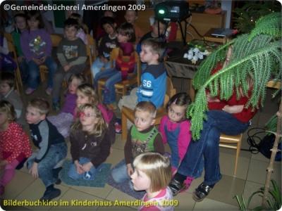 Bilderbuchkino Kinderhaus Amerdingen 2009_6