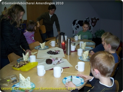Lesung Weihnachtsfeier Gartenbauverein Amerdingen Bollstadt 2011_1