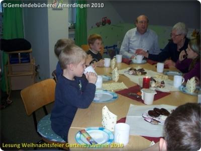 Lesung Weihnachtsfeier Gartenbauverein Amerdingen Bollstadt 2011_3